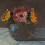 Best in Show,  Full Bloom Show, Betty Meyer Gallery,  Newton Art Association, 2016